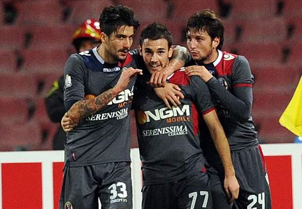 Napoli 1 x 2 Bologna: Rossoblu marca no final do jogo e elimina adversário