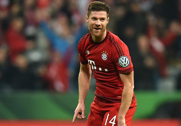 Bayern Munich 1-0 Darmstadt: Alonso stunner sends Guardiola's men to quarter-finals