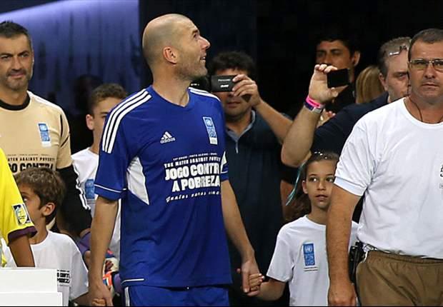 """Ligue 1 - Lacombe :""""Zidane pourrait être tenté par le PSG"""""""