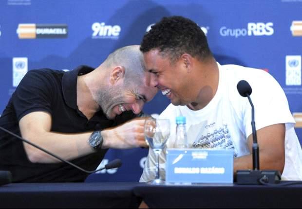 Copa 2014: Zidane diz que Brasil é favorito