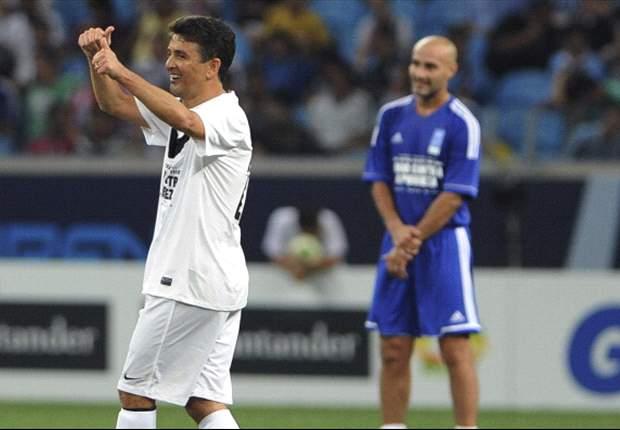 Deu Ronaldo no Jogo contra a Pobreza