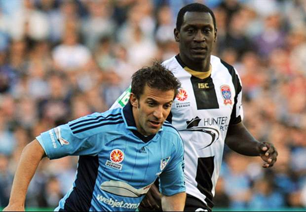 Del Piero pledges future to Sydney FC
