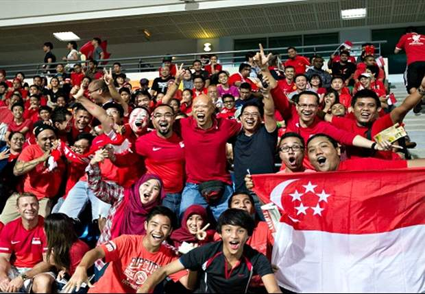 Singapore rises to 154 in Fifa world rankings