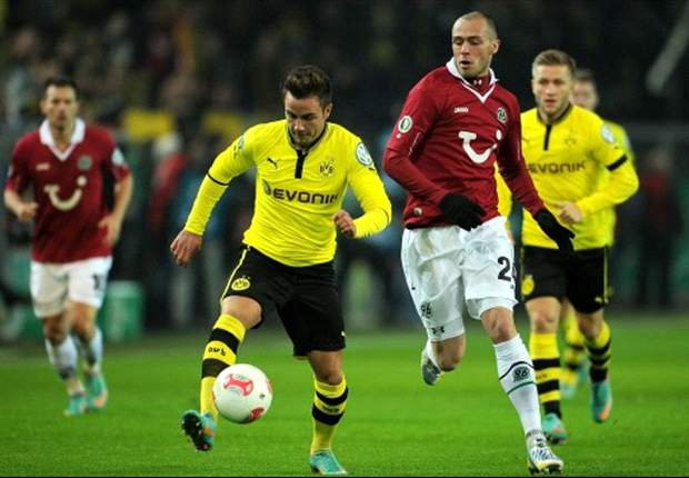 Gotze admits frustration at missed chances
