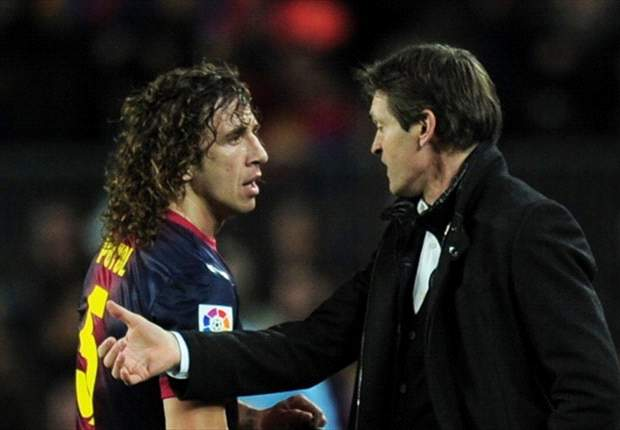 Puyol: Abidal an example for Vilanova