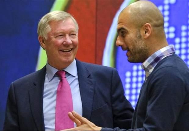 Ferguson diz ter ficado surpreso com escolha de Guardiola pelo Bayern