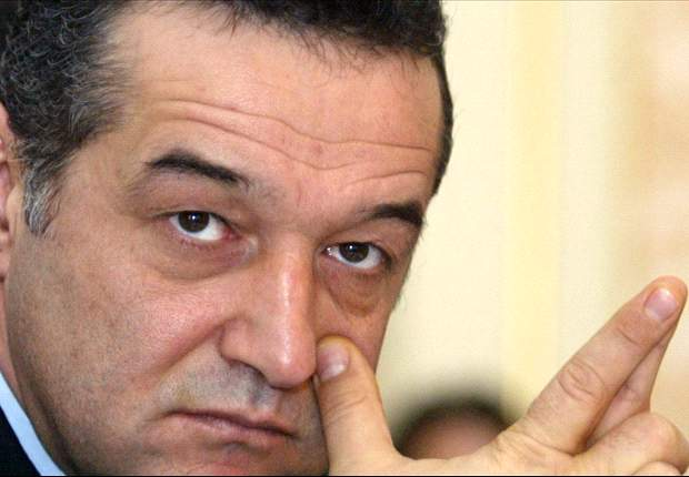 'Abramovich needs a slap or two' - Meet Steaua's eccentric owner Gigi Becali