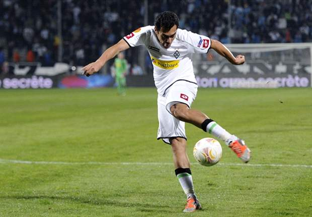 Borussia Monchengladbach pay tribute to Arango