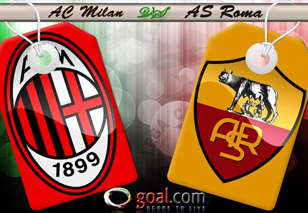 Serie A Preview: Roma - AC Milan