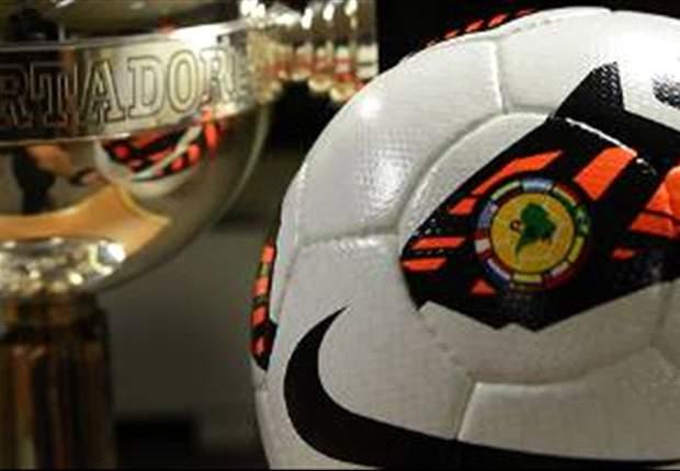 Conmebol divulgará nova bola da Libertadores 2013