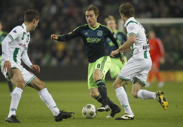 Piala Belanda: Ajax Eliminasi Groningen