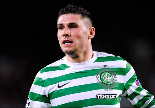 Celtic 1-0 Motherwell: Hooper strike hands Hoops home victory