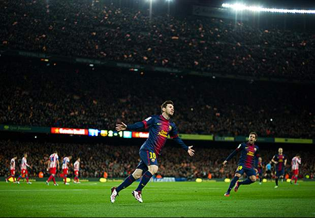 Messi, Cristiano Ronaldo, Xavi y los cien mejores jugadores del mundo