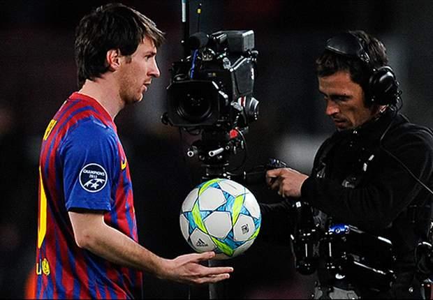 Leo Messi, el mejor del mundo para los jugadores brasileños