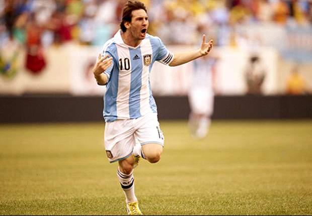 ESP, Barça - Messi m'a dit que...