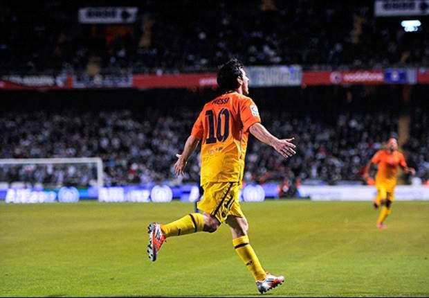 """Messi: """"La derrota tenía que llegar algún día"""""""