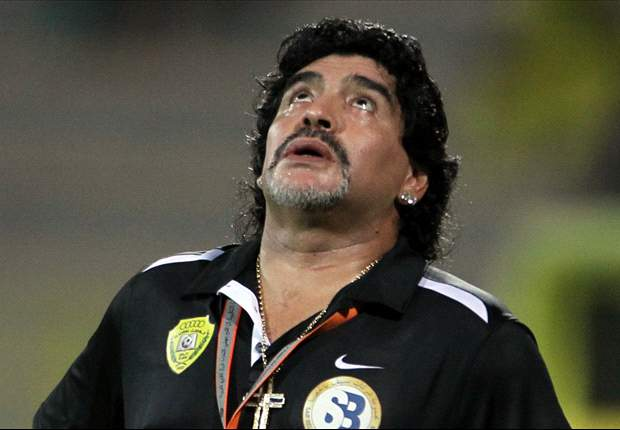 Eriksson emerges as rival to Maradona for Iraq job