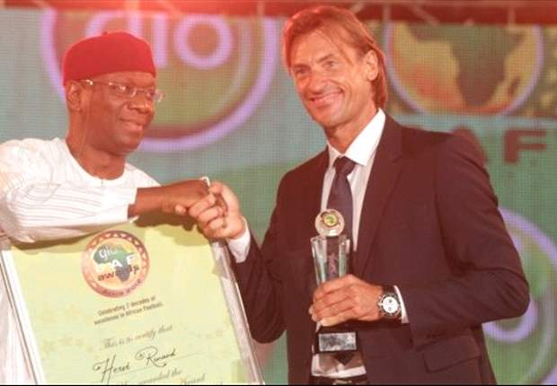 Zambia coach Herve Renard predicts retention of Afcon cup