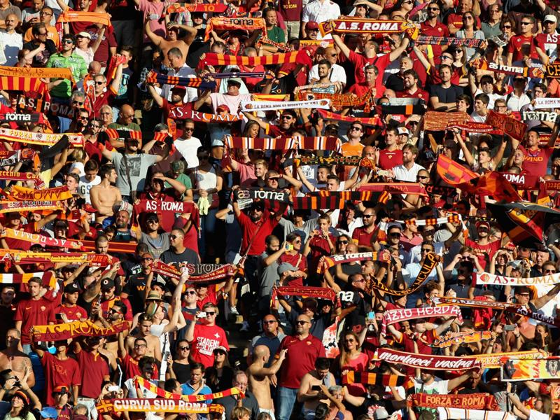 Lazio-Roma con pochi tifosi giallorossi: la Curva Sud non ci sarà