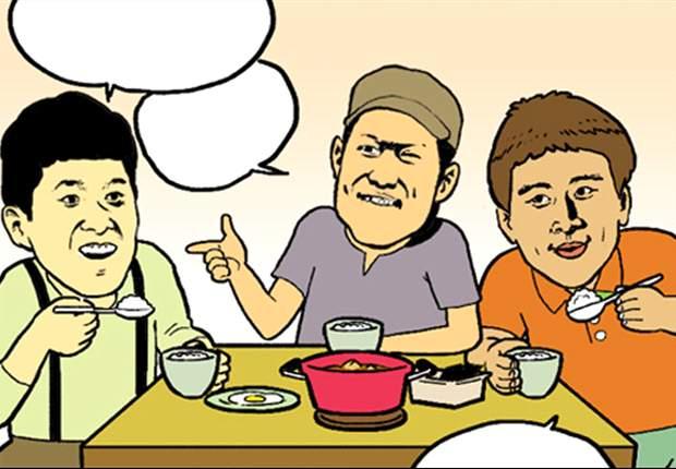 [웹툰] 총각들의 저녁식사