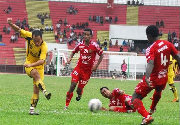 Semen Padang Full Team Hadapi Persibo