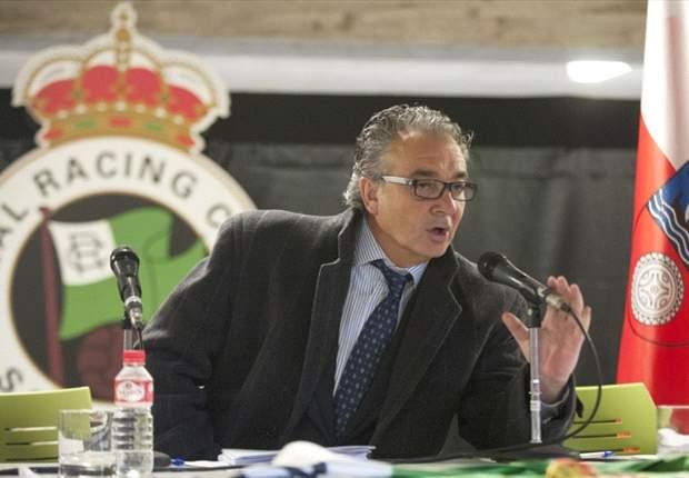 Ángel Lavín tendrá un sueldo de 3.140€ en el Racing