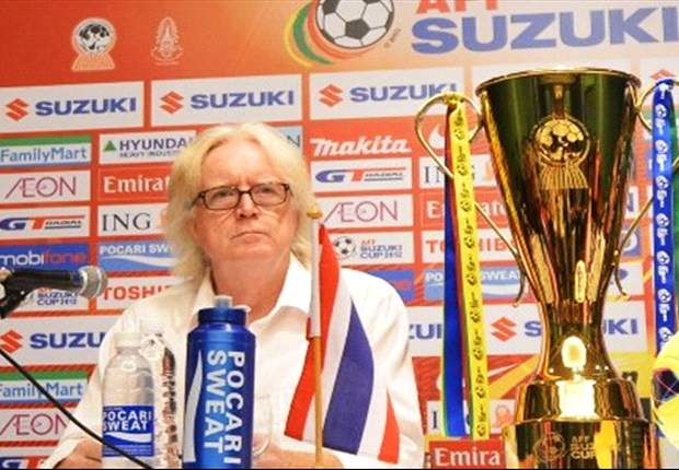 Thailand coach Winfried Schafer: My players have passion to win