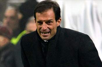 Allegri: Milan not that bad despite Roma defeat