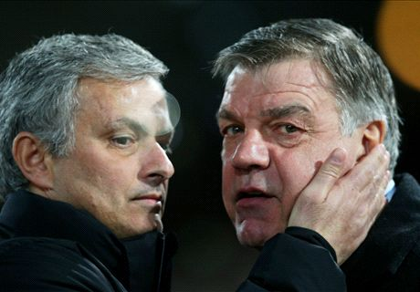 Allardyce the right man - Mourinho