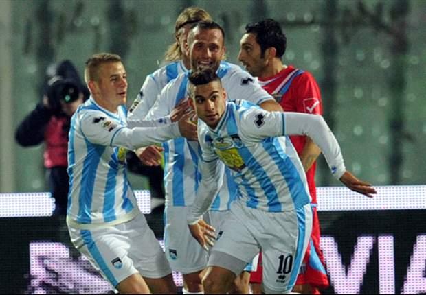Il Pescara batte un colpo, è sbarcato stamattina in Italia il nuovo difensore biancazzurro Arce. Arriva dal San Lorenzo