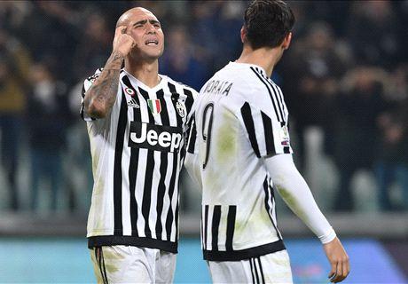 Morata y Zaza, de hermanos a rivales