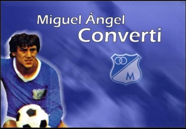 Recordando: Miguel Ángel Converti