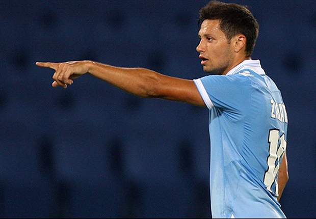 Zarate's agent declares war on Lazio