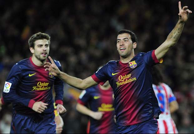 'I'm proud to be part of one of the great comebacks' - Busquets