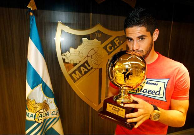 Spaans talent Isco wint Golden Boy Award