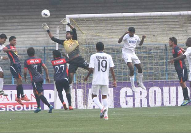 Pailan Arrows 1-2 Dempo SC: Abranches' brace seals three points for the away side