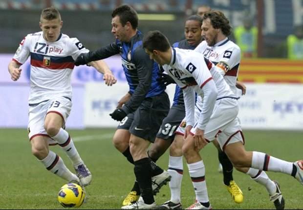 Laporan Pertandingan: FC Internazionale 1-1 Genoa