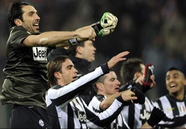 Gigi Buffon: Lawan Napoli, Juventus Main Seperti Biasa