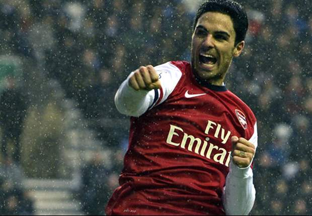 Arsenal must start strongly against Bayern, says Arteta