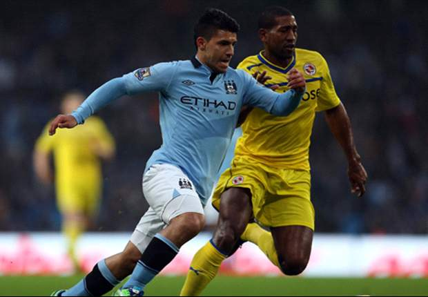 Laporan Pertandingan: Manchester City 1-0 Reading