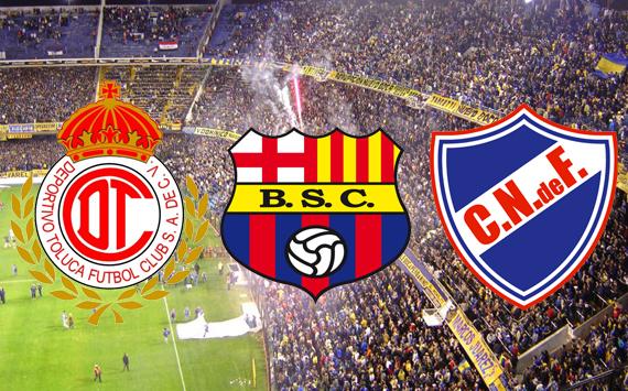 Los rivales de Boca en la Copa Libertadores 2013