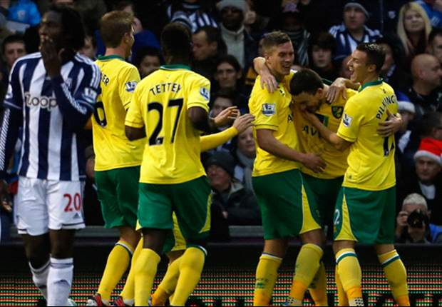 Premier League Treble: Victory for Norwich plus goals at both ends at Swansea and West Ham