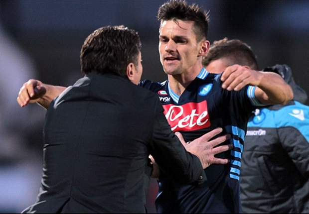 Christian Maggio Bersedia Keluar Dari Napoli