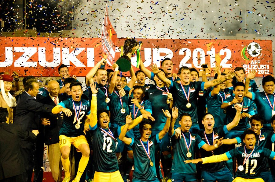 2012 AFF Suzuki Cup Singapore Player Grades