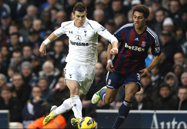 Tottenham deserved to beat Stoke, argues Bale