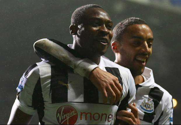 Newcastle 1-0 QPR: Super-sub Ameobi plunges Rangers into deeper trouble