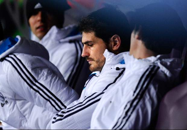 'Casillas is the pride of Real Madrid' - Del Bosque