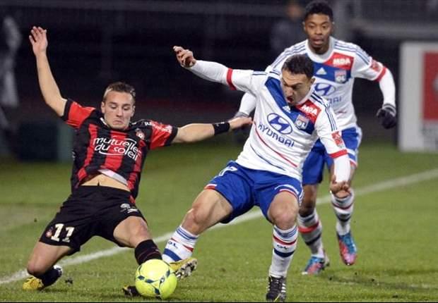 Ligue 1 - Lyon déplume les Aiglons