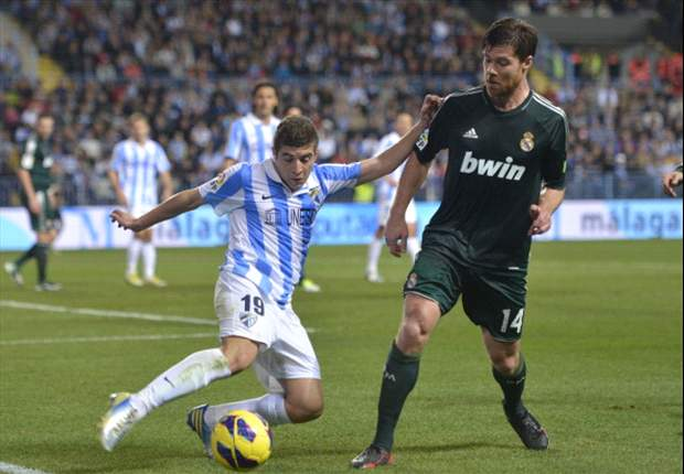 Laporan Pertandingan: Malaga 3-2 Real Madrid