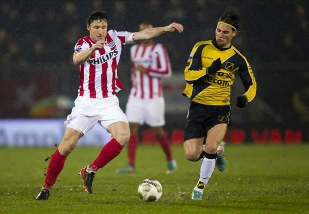 PSV tot winterkampioen gekroond